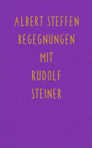 Bild Begegnungen mit Rudolf Steiner