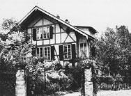 Bild Geburtshaus in Wynau, Kanton Bern