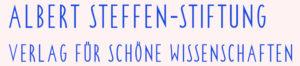 Header Albert Steffen Stiftung