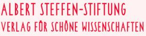 Logo Albert Steffen-Stiftung