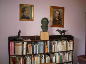 Raum in der Steffen-Stiftung