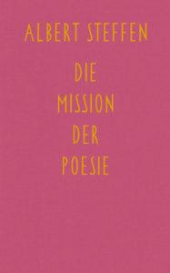 Bild Die Mission der Poesie