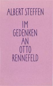 Bild Im Gedenken an Otto Rennefeld