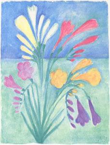 Bild Blumengruss
