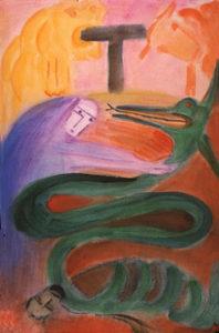 Bild Imagination des Manes I, Die Unterwelt