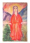 Bild Christus im Ätherischen