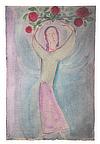 Bild Figurine mit Rosen