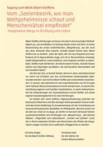 Steffen-Tagung 2018, Seite 2